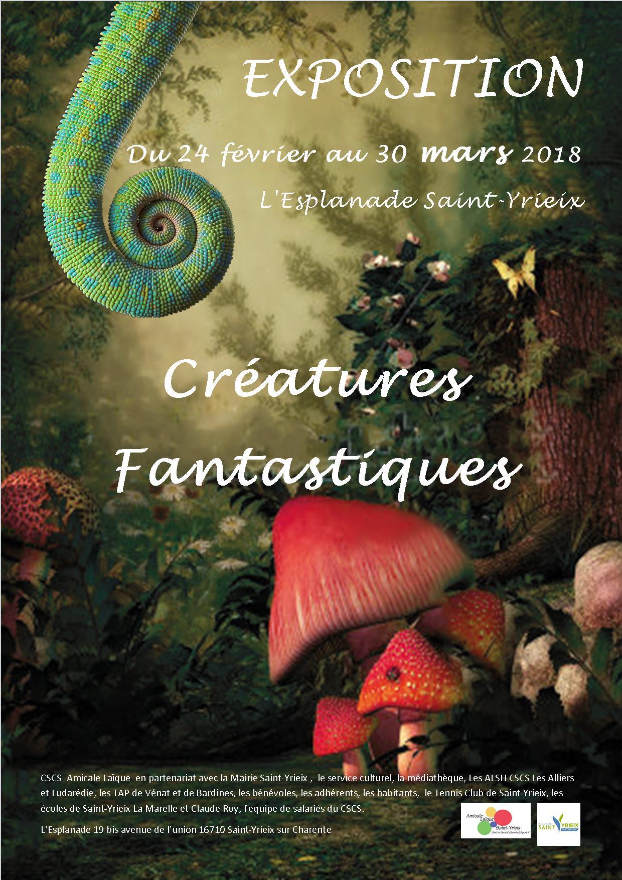 affiche_creatures